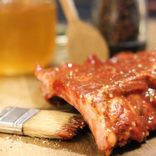 heat and eat ribs